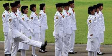 Wih, Dua Pelajar Banten Terpilih Jadi Paskibraka di Istana Negara