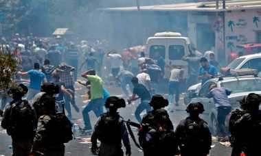 ASTAGA! Bentrokan Dekat Masjidil Aqsa Picu Penembakan 3 Warga Palestina Tewas