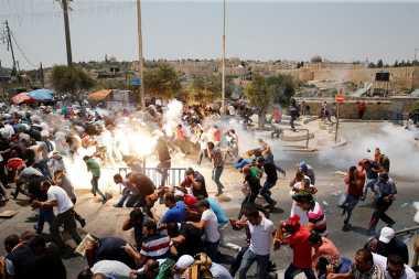 Al Aqsa Memanas, Palestina Putus Semua Kontak dengan Israel