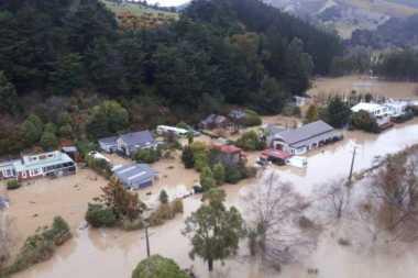 Diterjang Badai, Beberapa Wilayah di Selandia Baru Umumkan Keadaan Darurat