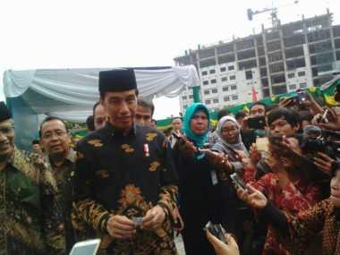 Jokowi: Indonesia Kecam Penembakan dan Pembatasan Ibadah di Masjid Al-Aqsa