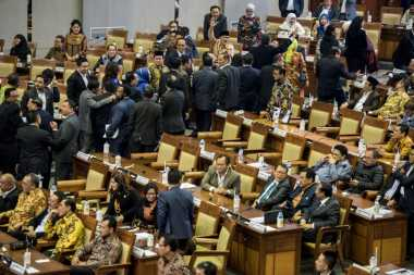 Golkar soal Manuver PAN di Paripurna UU Pemilu: Kami Serahkan ke Presiden Jokowi