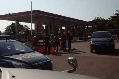 Hari Ini, Polisi Akan Rekonstruksi 'Perampokan Berdarah' di SPBU Daan Mogot