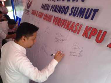 Begini Cara Kader Perindo Se-Sumut Perkuat Soliditas untuk Loloskan Partainya ke Pemilu 2019