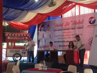 Rekrut Caleg via Online, Perindo Sumut Prioritaskan Kader yang Berjasa Besarkan Partai