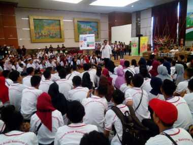 Menteri Yohana: Riau Tertinggi Nomor 2 Kasus Kekerasan pada Anak