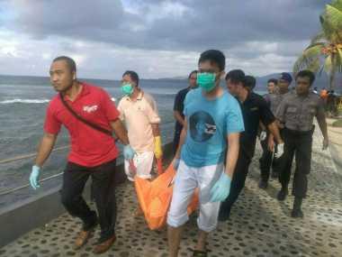 WNA Selandia Baru Ditemukan Tewas Terapung di Perairan Selat Bali