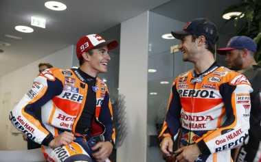 Jalani Tes di Pertengahan MotoGP 2017, Marquez Akui Antusias