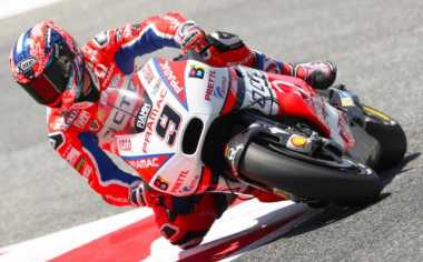 Petrucci Raih Podium di Assen, Bos Tim Pramac Ducati: Itu Rasanya seperti Kemenangan!