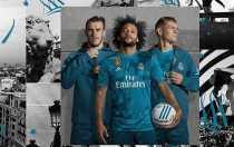 Sambut Musim Depan, Real Madrid Perkenalkan Jersey Tandang Barunya