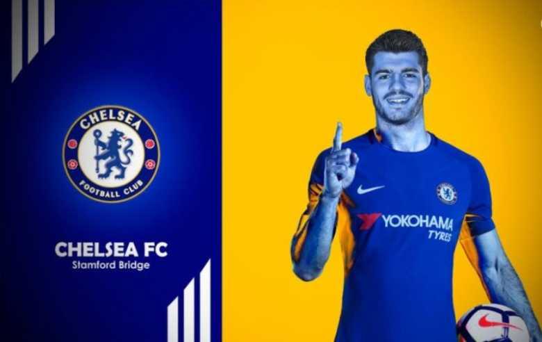 Pindah ke Chelsea, Morata Jadi Pemain Spanyol dengan Nilai Transfer Termahal