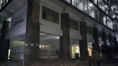ITB Tanggung Semua Biaya Pengobatan 6 Mahasiswa yang Terkena Reruntuhan Ornamen Tiang