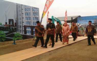 Jokowi Resmikan Pembangunan Museum Muhammadiyah di Yogyakarta
