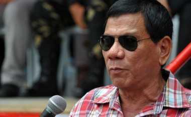 Duh, Presiden Filipina Bersumpah Tidak Akan Pernah Kunjungi AS
