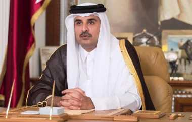 Emir Qatar Klaim Terbuka untuk Dialog demi Akhiri Krisis Diplomatik