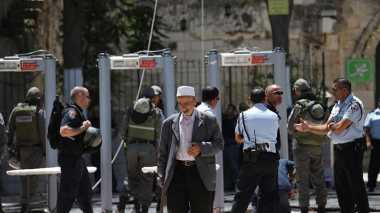 Media Israel: Detektor Di Kompleks Al Aqsa Akan Segera Disingkirkan