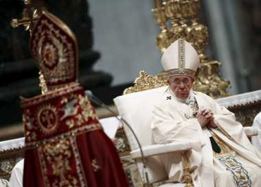 Prihatin dengan Situasi di Al Aqsa, Paus Serukan Dialog