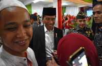 Jokowi Ingatkan Masyarakat Menjaga Kebhinekaan