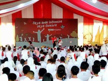 Ditanya Jokowi soal Cita-Cita, Anak Ini Ingin Jadi Youtuber