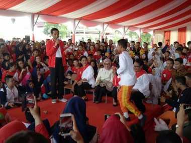 Presiden Jokowi: Anak-Anak di Bawah 13 Tahun Tak Boleh Main Facebook