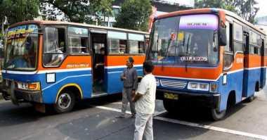 Dishub Persilakan Pengusaha Metromini Beli Bus Minitrans di Luar
