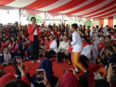 Bagikan 6 Ribu Sertifikat di Pekanbaru, Ini Pesan Jokowi Kepada Warga