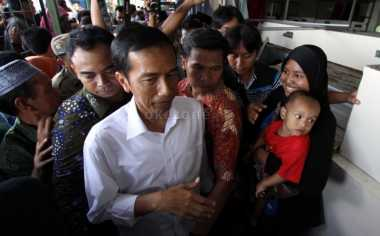 Tinjau Program Sejuta Rumah di Riau, Jokowi Saksikan Langsung Akad Pembelian