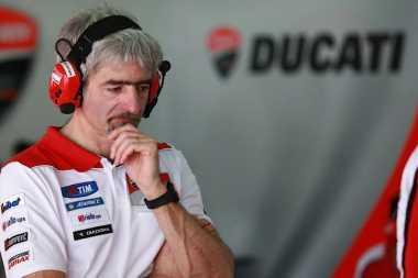 Bantah Clash dengan Casey Stoner, Ini Penjelasan General Manager Ducati