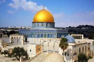 Jelajah Islam, Mengagumi Kemegahan Masjid Al Aqsa