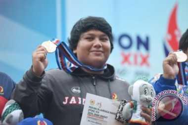 Atlet Tolak Peluru Indonesia Incar Emas di SEA Games Malaysia 2017