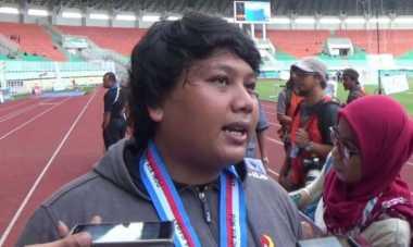 Demi Incar Emas di SEA Games 2017, Eki Febri Ekawati Terus Latihan Keras