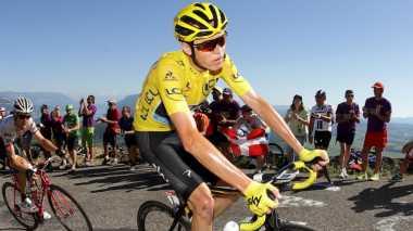 Meski Finis Ketiga di Etape 20, Froome Berpeluang Juarai Tour de France 2017