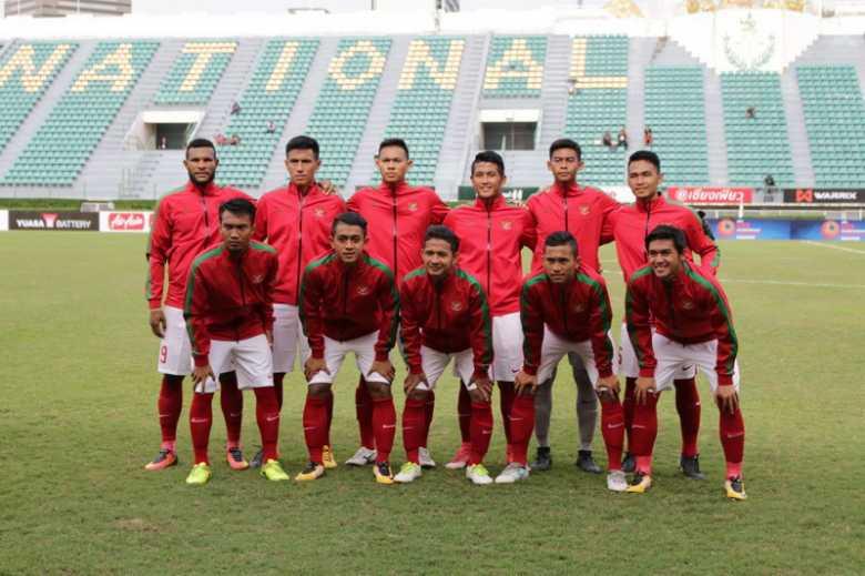 Ditahan Thailand, Indonesia Gagal Rebut Tiket Piala Asia U-23