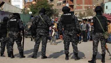 Keamanan Mesir Tewaskan 8 Anggota Militan Radikal