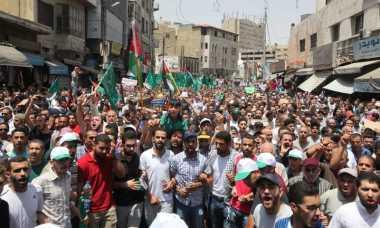 Satu Orang Tewas Akibat Penembakan Dekat Kedubes Israel di Yordania