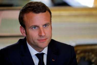 Belum Lama Jadi Presiden Prancis, Popularitas Macron Anjlok
