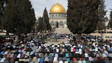 Konflik Puluhan Tahun, Begini Pasang Surut Krisis di Masjid Al Aqsa