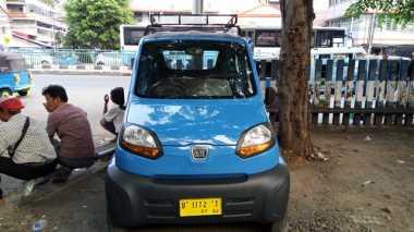 Bajaj Roda 4 Beroperasi di Ibu Kota, Berapa Tarifnya?
