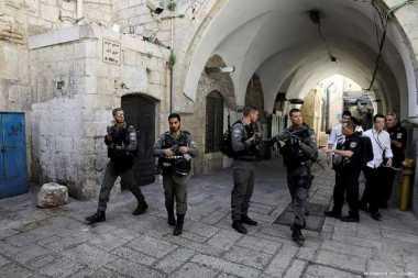 Ketua DPW Perindo Sumsel Kecam Penutupan Masjid Al Aqsa oleh Israel