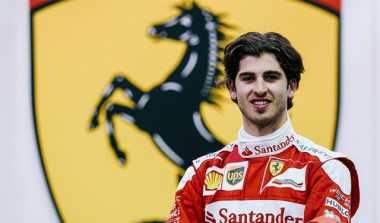 Terkait Masa Depannya, Giovinazzi: Semuanya Tergantung Ferrari