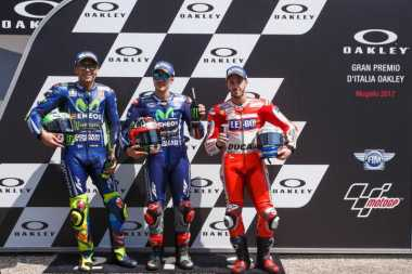 Ini 4 Kandidat Terkuat Juara MotoGP 2017 Menurut Karel Abraham