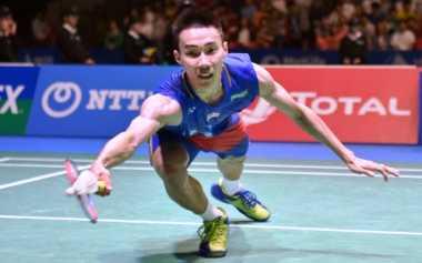 Jelang Tampil di Kejuaraan Dunia Bulu Tangkis, Lee Chong Wei Ingin Tiru Federer