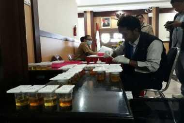 BNN Gelar Tes Urine Dadakan di Pemkot Semarang