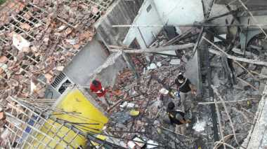 Polisi Temukan Plastik Pembungkus Petasan Meledak di Kebumen