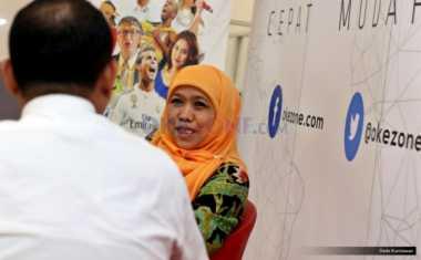 Galang Tanda Tangan, Santri dan Kiai Madura Minta Izin ke Presiden agar Khofifah Maju di Pilgub Jatim