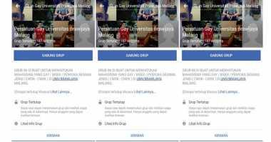 Heboh Komunitas Gay di Facebook, Universitas Brawijaya Terima Banyak Keluhan