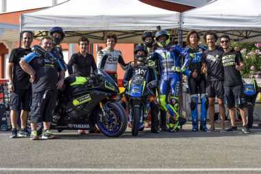 Adakan Pusat Pelatihan di Cattolica Bersama Rossi, Ini Komentar Para Pembalap VR46