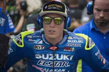 Suzuki Melempem di MotoGP 2017, Kevin Schwantz: Mereka Harusnya Pertahankan Aleix Espargaro