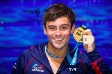 Raih Medali Emas dan Perak di Kejuaraan Dunia Akuatik 2017, Daley: Satu Hari yang Menakjubkan!