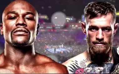 Terkait Insiden Konferensi Pers, Mike Tyson: McGregor Tak Hormati Floyd Mayweather